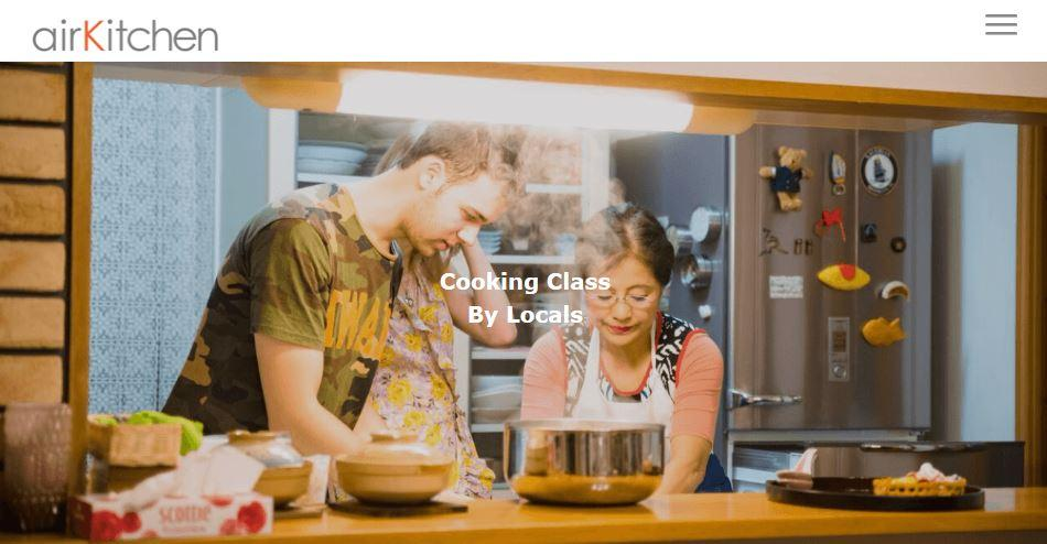 【airKitchen】Authentic Cooking Class at Host's Home